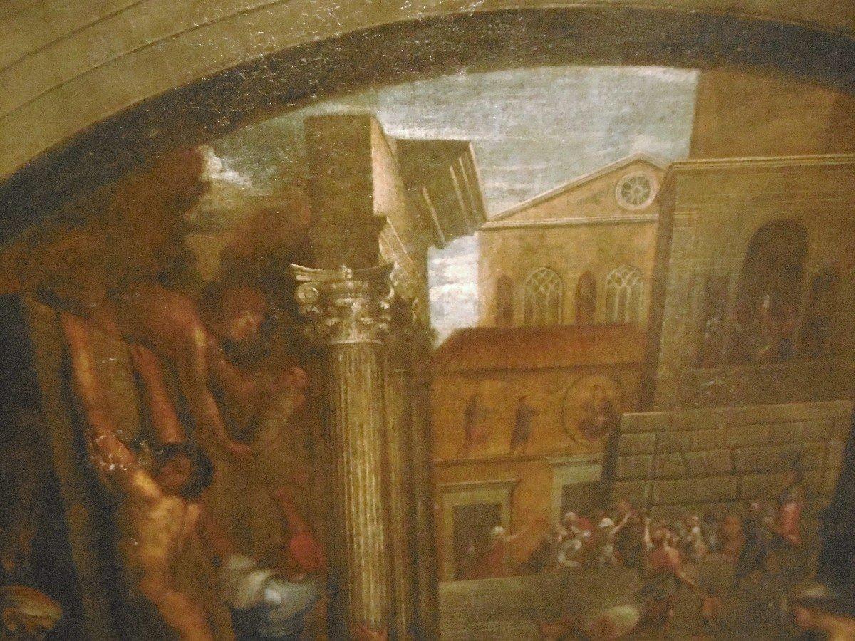 Importante peinture 17ème-photo-4