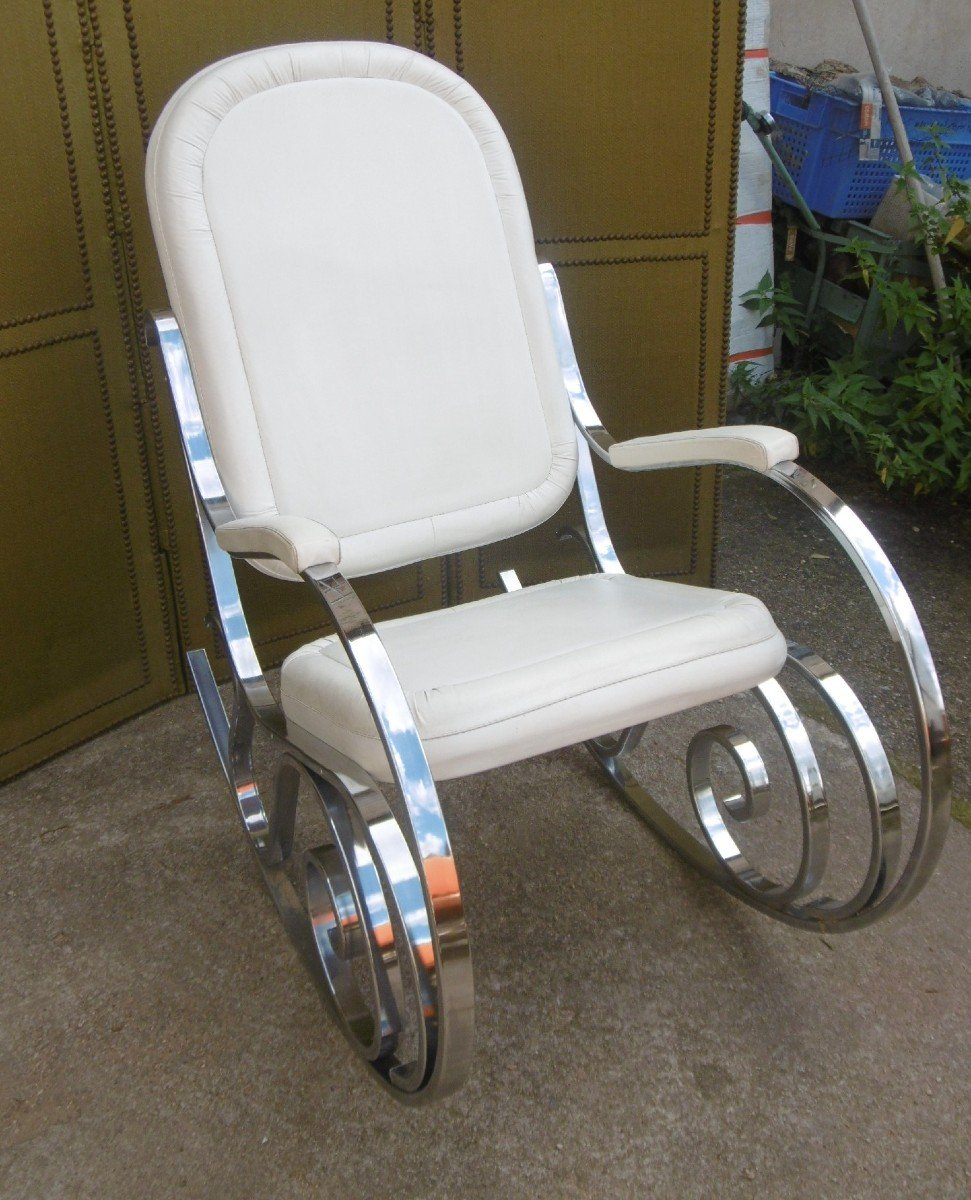 Rocking chair Vintage-photo-1