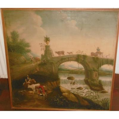 18th Century Landscape Painting