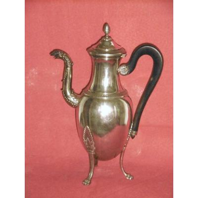 Empire Sterling Silver Jug