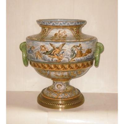 Grand Vase à Anses