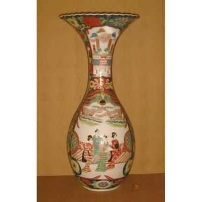 Grand Vase China Nineteenth