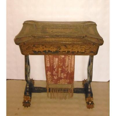 Napoleon III Sewing Table