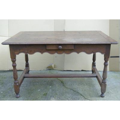 Table Lorraine XVIIIème