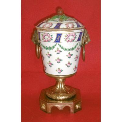 Pot Couvert Sèvres