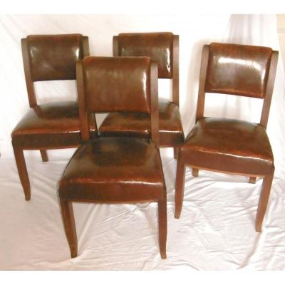 Four Chairs Series 1930