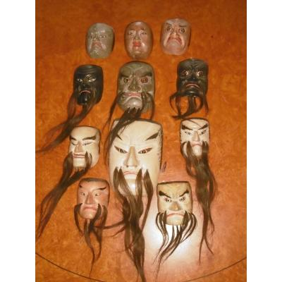 Masques Nô