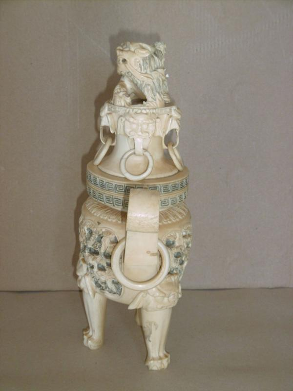 19th Century Covered Pot-photo-2