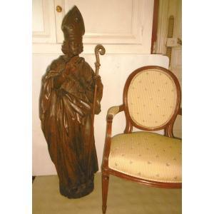 Sculpture bois vers 1600