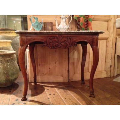 Table à Gibier Provençale Du XVIII en murier
