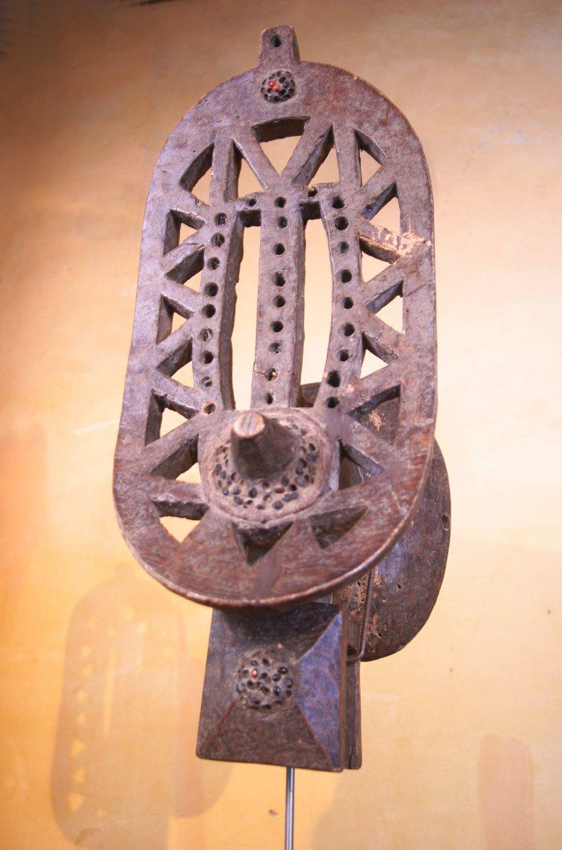 Ancien Cimier Jukun