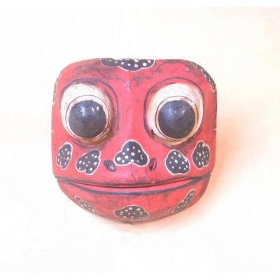 Balinese Theater Mask