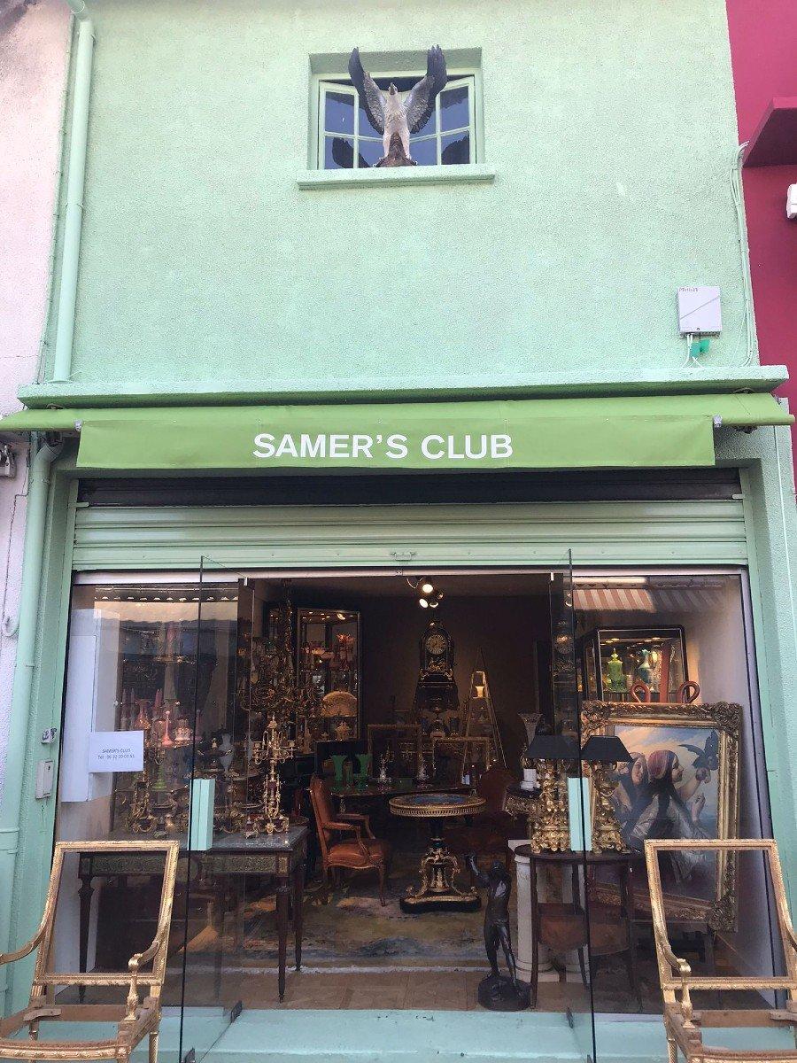Samer's club Antiquites