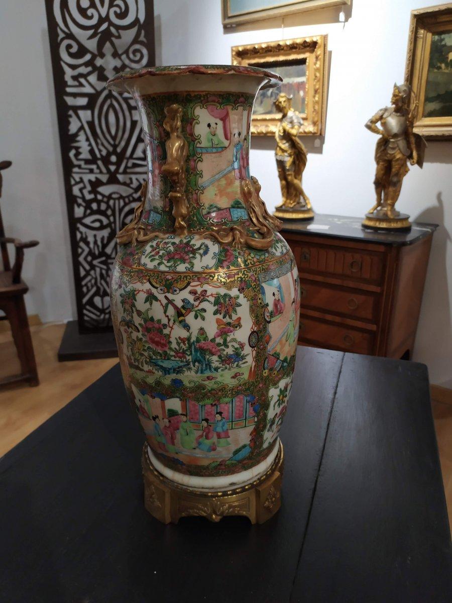 Vase Chinois -photo-2