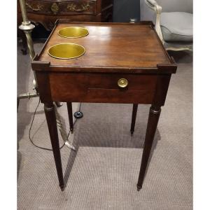 Table Rafraichissoir , Debut XIX Eme