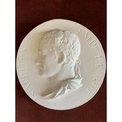 Medallion Napoleon Emperor And King