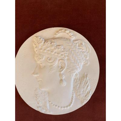 Medallion Josephine Empress