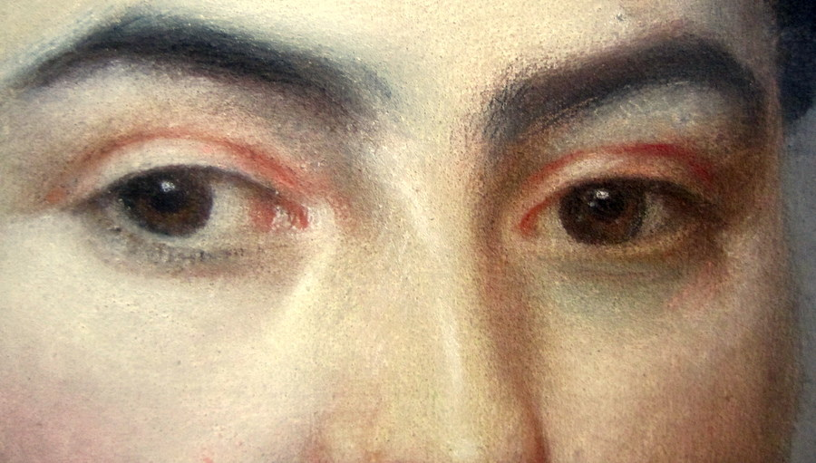 Pastel Portrait 1869