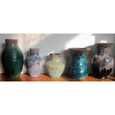 Ceramics Accolay1950-60