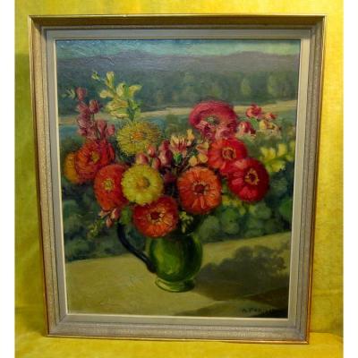 Bouquet De Fleurs De A.PARISIS