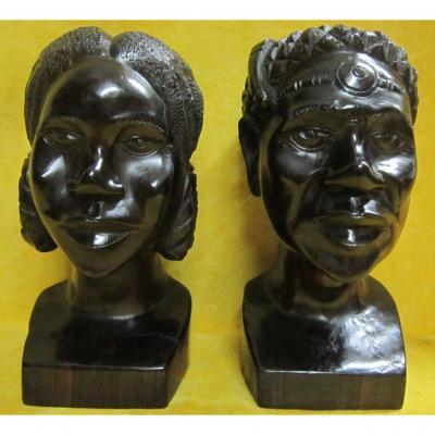 Ebony Couple Africanism 50-60 Greenhouse Books