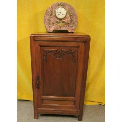 Small Bar Cabinet Jammer Support 1930 Art Deco