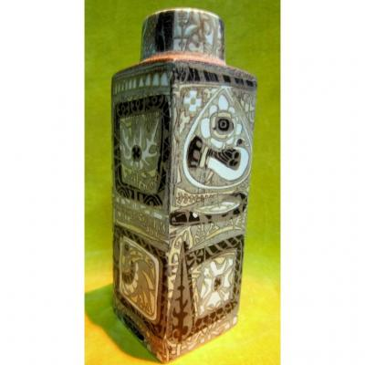 Scandinavian Ceramic `` Baca '' 1964 Nils Thorsson (1898-1975) Royal Copenhagen