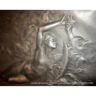 """Femme Art Nouveau """"Etoile du Matin """""""