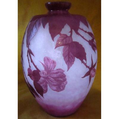 A Vase Delatte Nancy