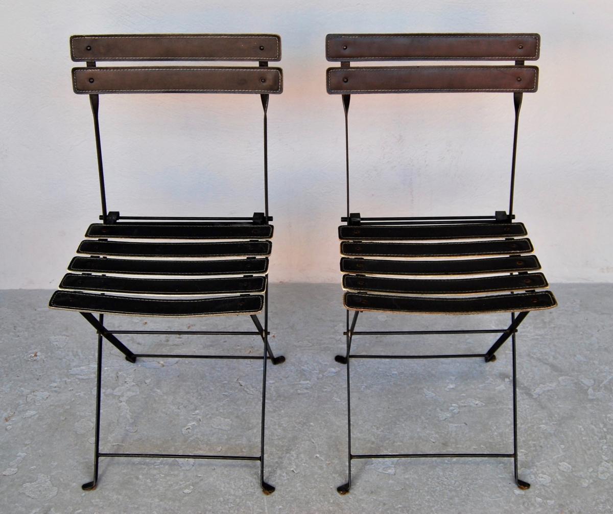 Pair Of Zanusso Chairs