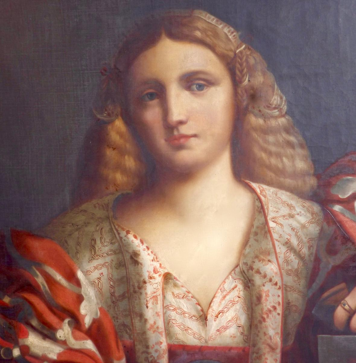Portrait d'une belle Italienne-photo-3