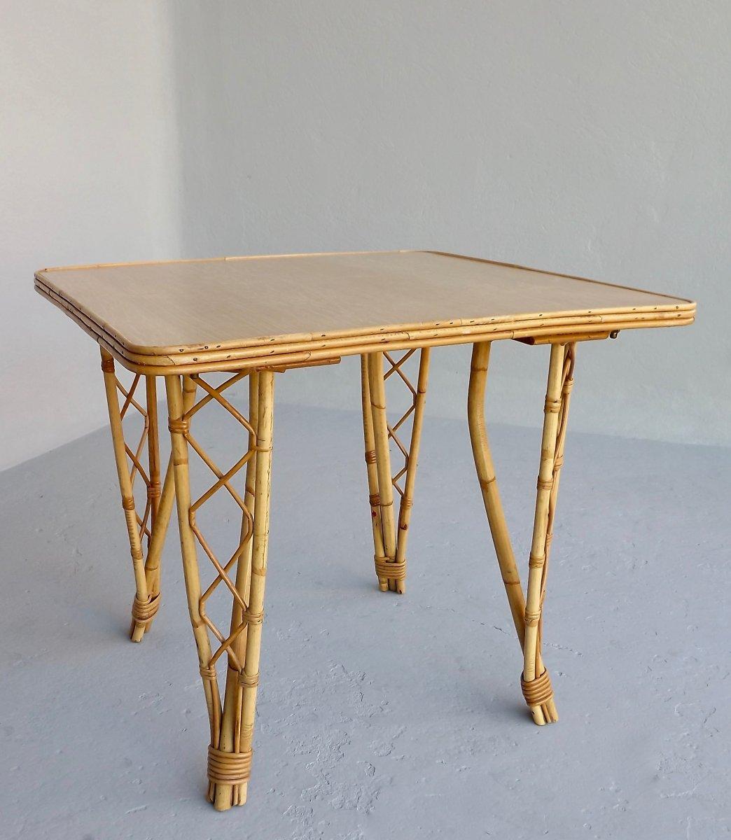 Table ''Audoux Minet''