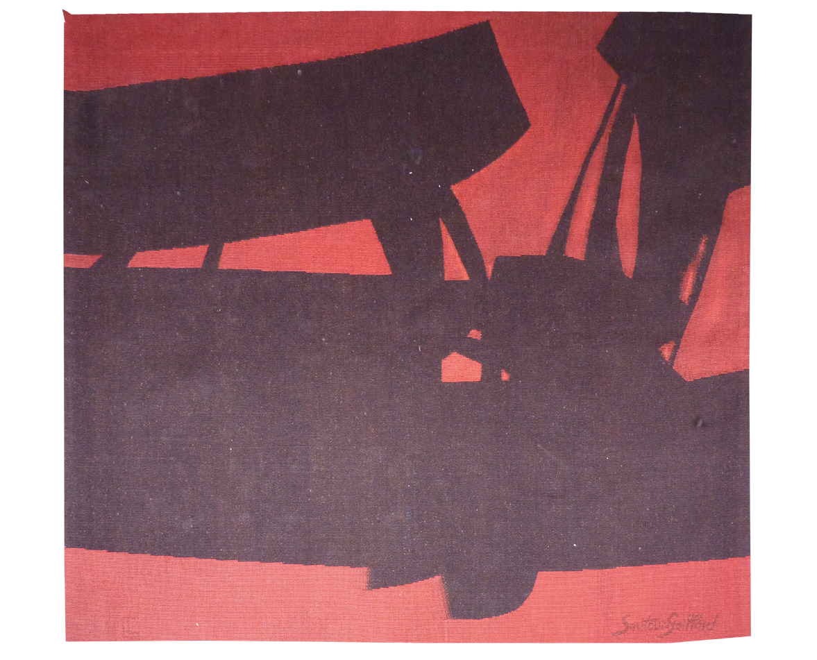 Jean René Sautour Gaillard- Complainte -tapisserie d'Aubusson