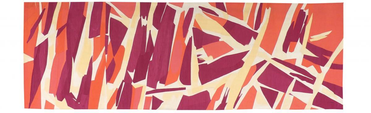Jean Bazaine - Composition - Tapisserie d'Aubusson