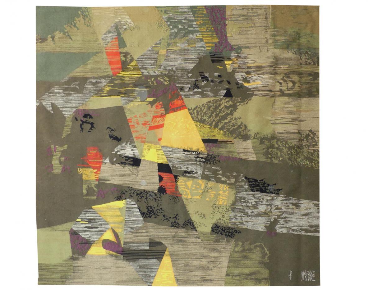 Maurice André- Vercors -tapisserie d'Aubusson