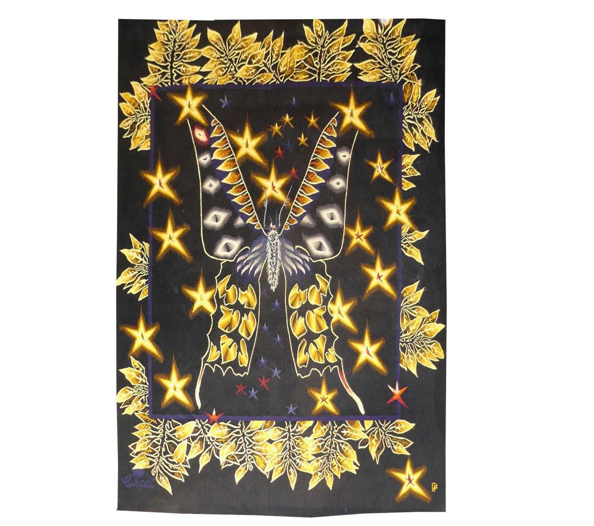 Jean Lurçat- Cuivres-tapisserie d'Aubusson