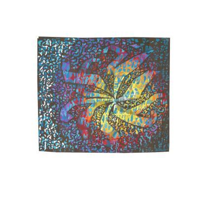 Mathieu Matégot-soleil De Tijuana -tapisserie d'Aubusson