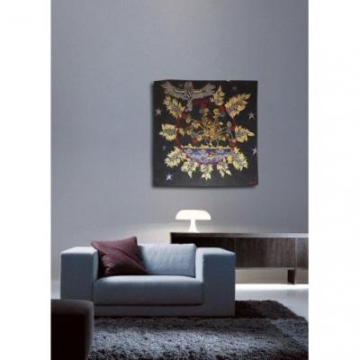 Jean Lurçat-chili-tapisserie d'Aubusson