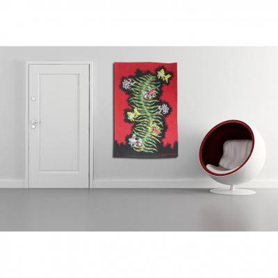 Jean Picart Le Doux-poissons-voile-tapisserie d'Aubusson
