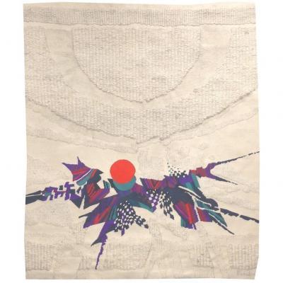 Jacques Brachet-hommage à Yukio Mishima- Tapisserie