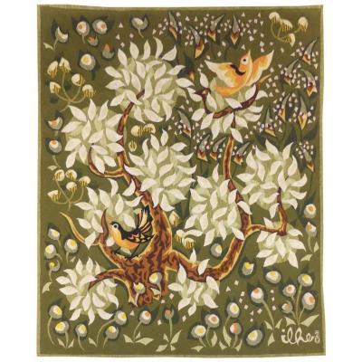 Henri Ilhe- Matines-tapisserie d'Aubusson