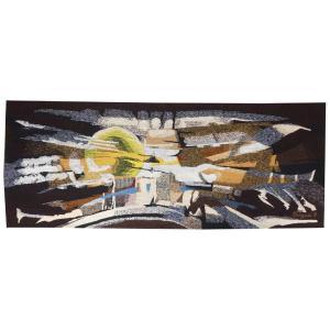 Jean Michel Lartigaud -  Ville-tapisserie d'Aubusson