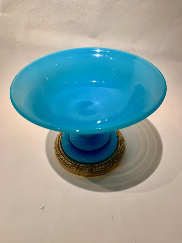 Turquoise Opal Crystal Baguier Cup-photo-3