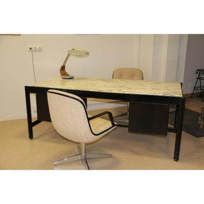 Grand Bureau Presidentiel Edite Par Dassas Circa 1970