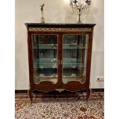Transition Style Showcase Louis XV Louis XVI Rosewood Period Early Twentieth