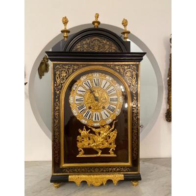 Grande Pendule Religieuse d'Epoque Louis XIV