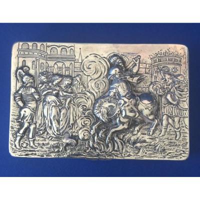 Silver Box - German Work XIXth Century