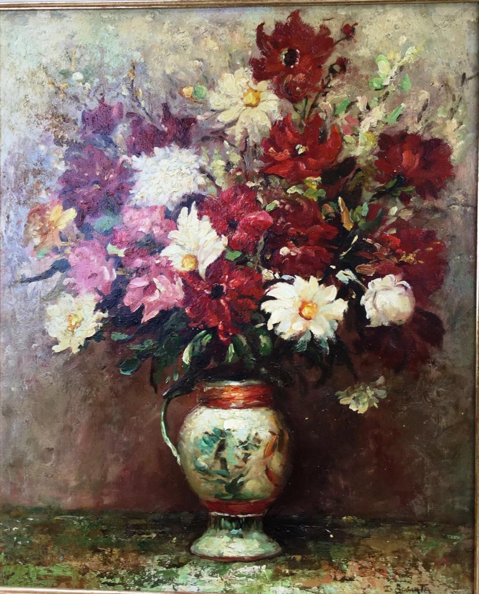 I Bogarta , Le Bouquet.