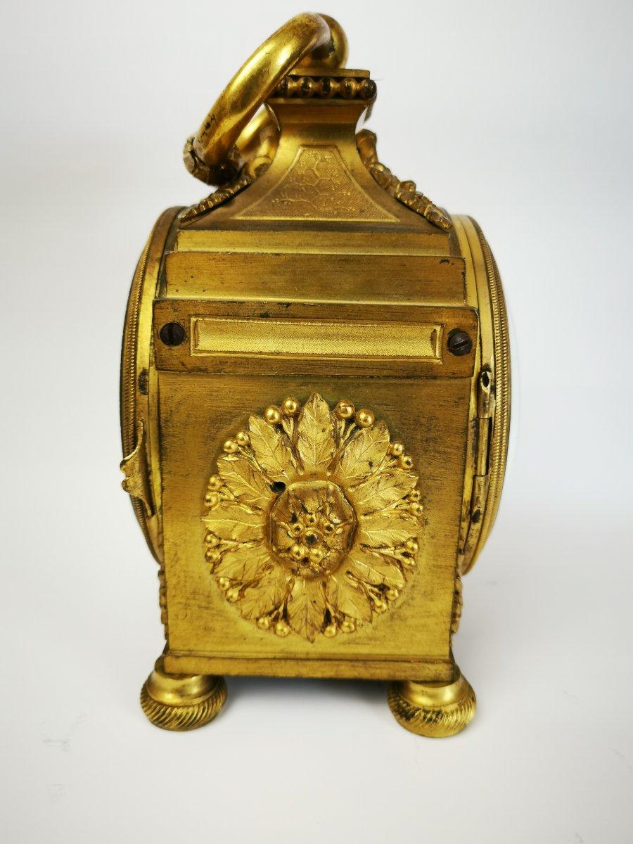 Pendule d'Officier D'époque Louis XVI, Vers 1780.