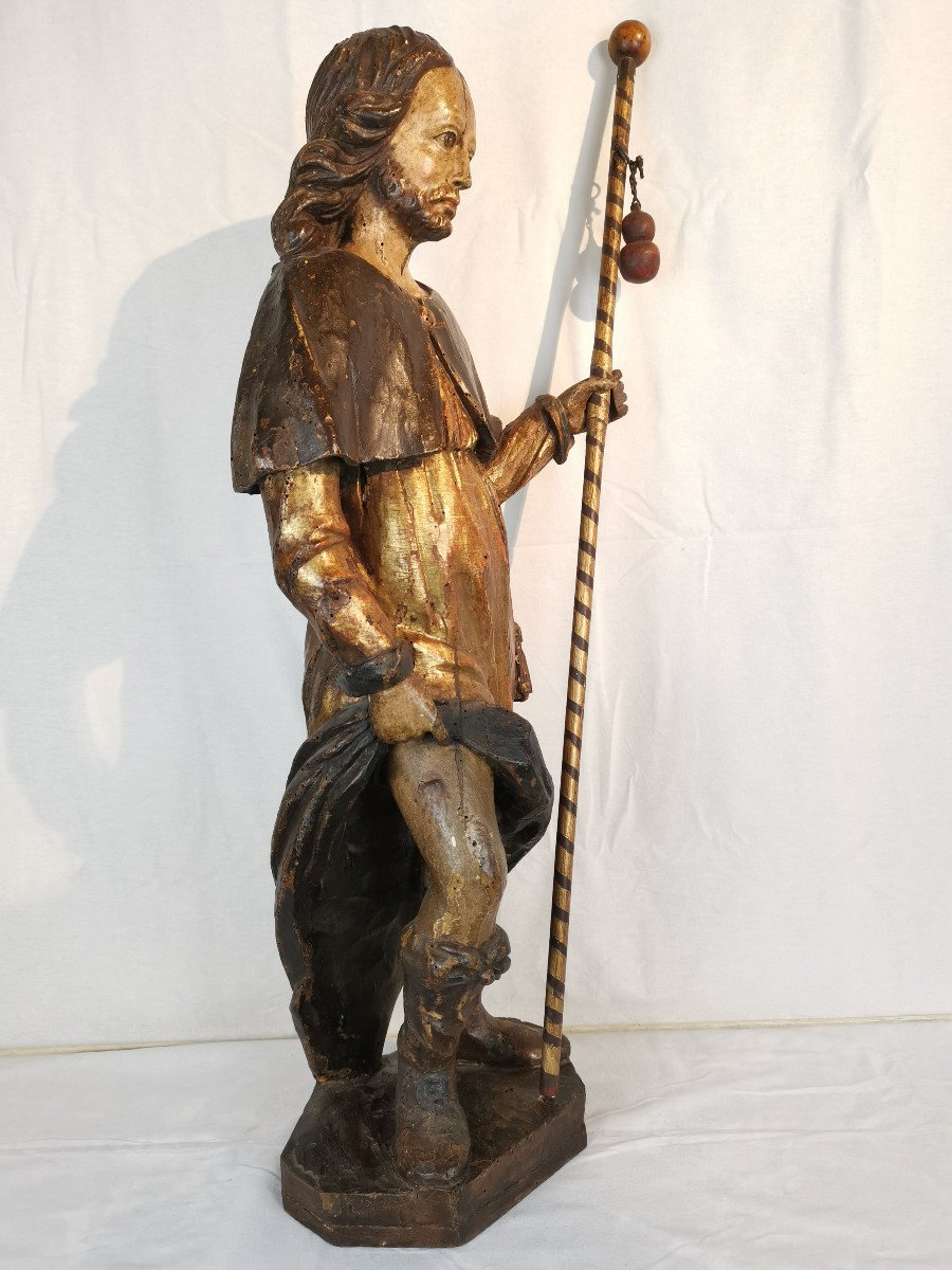 Saint Roch - XVIIeme siècle -photo-2